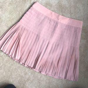 J Crew Chiffon Silk Skirt Size 8